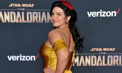Gina Carano fired from Mandalorian after 'abhorrent' social media posts