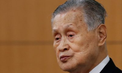 Head of Tokyo 2020 organising committee quits over sexist remarks