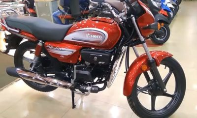 Hero Splendor 100 Million Edition