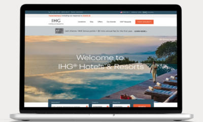 InterContinental rebrands as IHG Hotels & Resorts