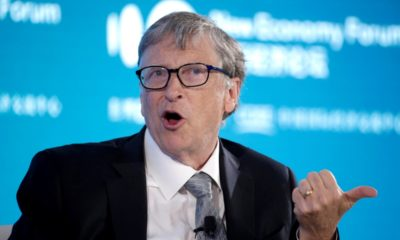 Bill Gates swoops for private jet business after £3bn dogfight with Gatwick owner