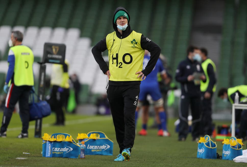 Italy vs Ireland LIVE: Six Nations 2021 rugby team news, score updates and match stream today