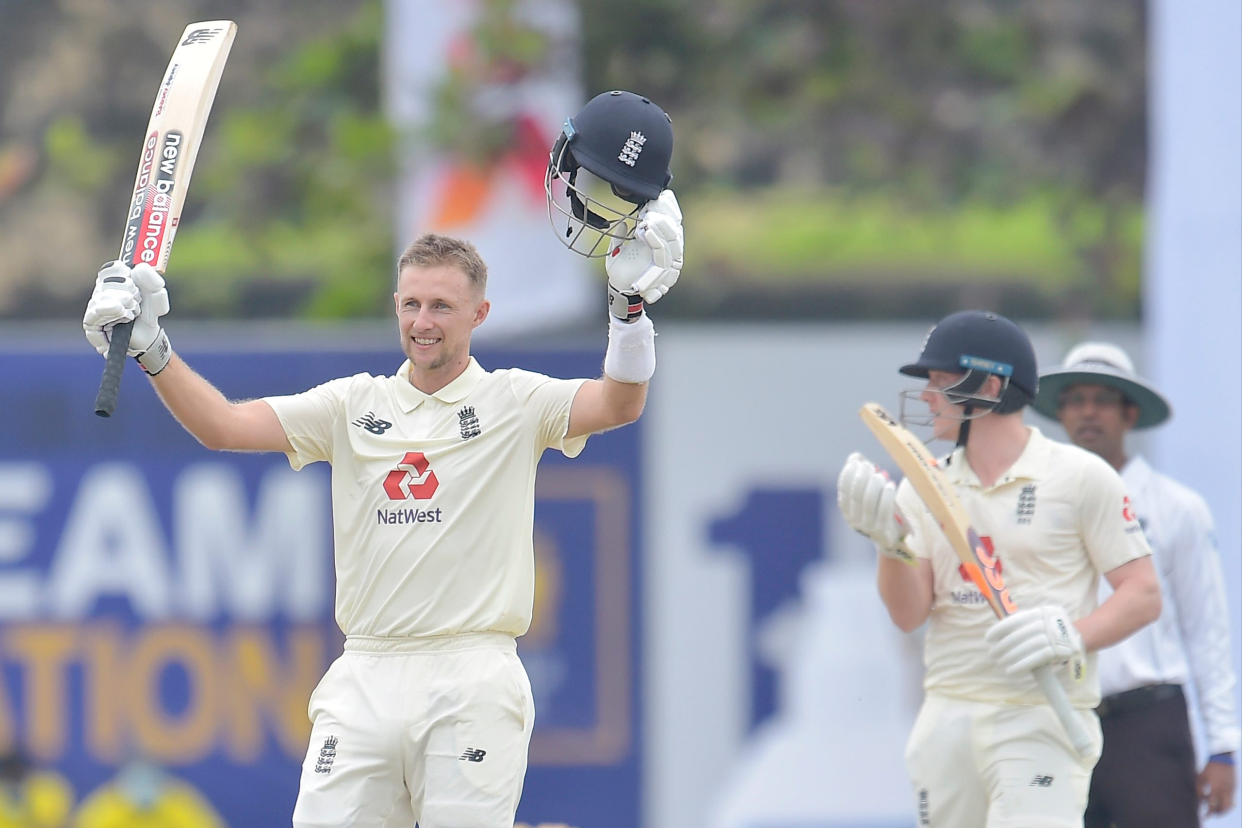 Joe Root becomes first England batsman to score double-century in Sri Lanka