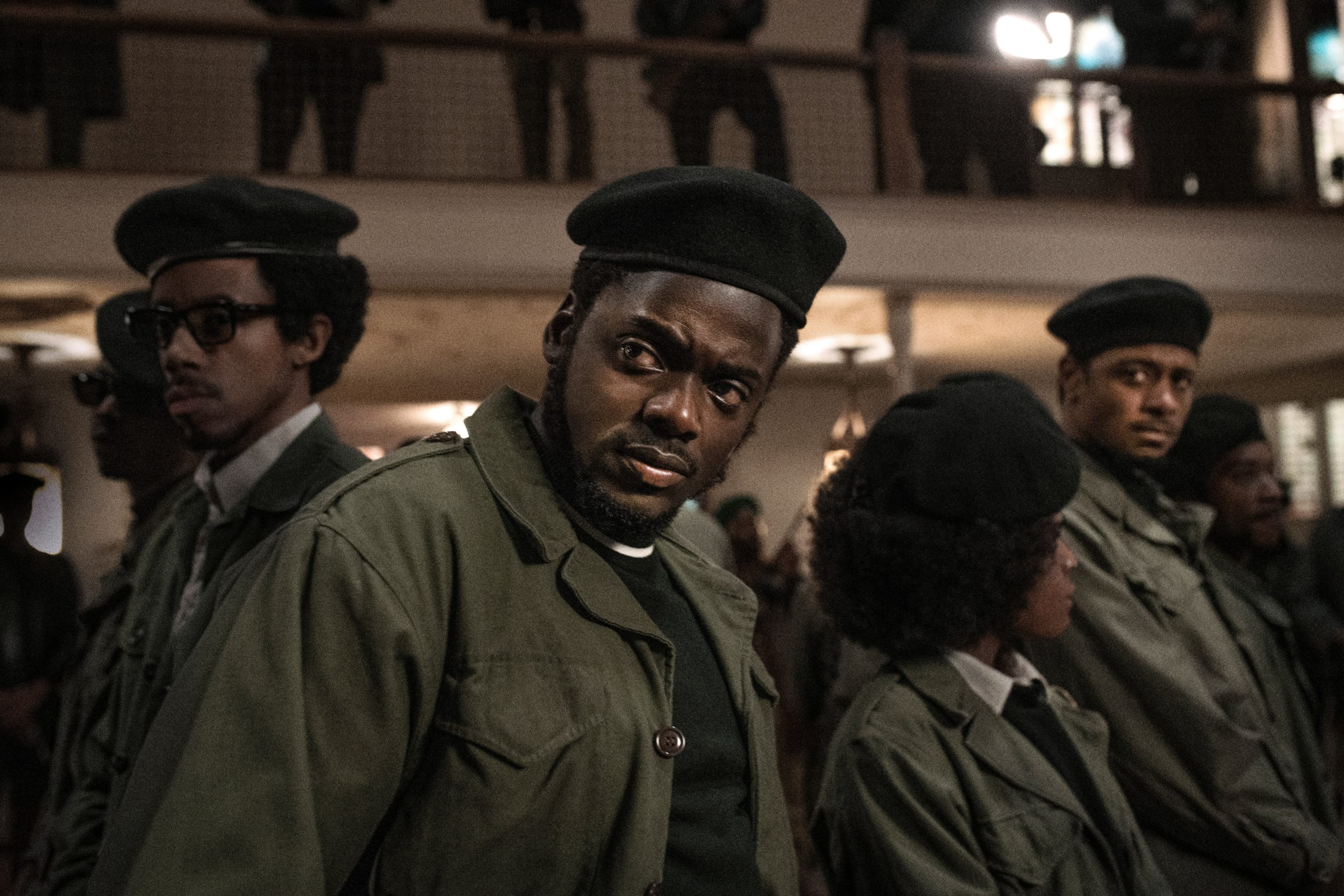 <p>Kaluuya has picked up a Golden Globe nomination for his portrayal of Hampton</p>
