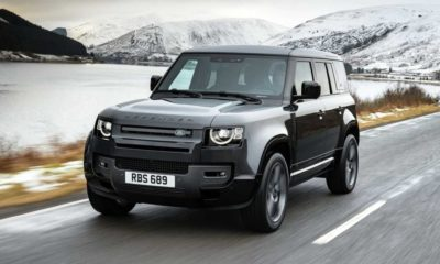 2022 Land Rover Defender V8 2