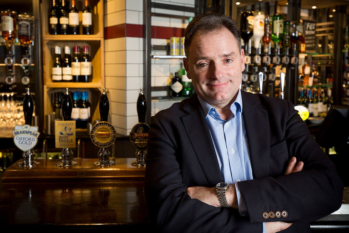 Marston's sees private equity suitor walk away from potential takeover deal
