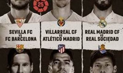<p>A huge gameweek in LaLiga</p>