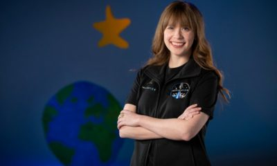 Cancer survivor to become youngest American in space