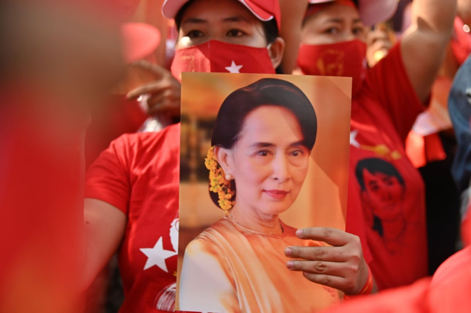 Myanmar military blocks Facebook for sake of 'stability' after coup