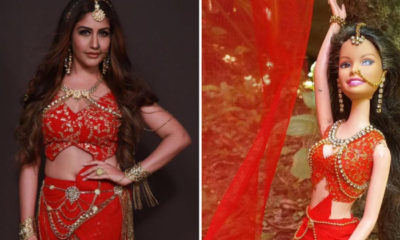 Naagin 5's Surbhi Chandna is estatic to see Bani dolls   Bollywood Bubble