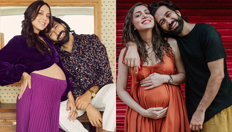 Nakuul Mehta and Jankee's cute maternity PIC will leave you awestruck | Bollywood Bubble