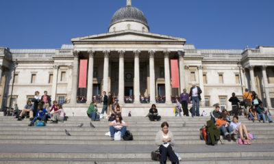 National Gallery plans £30million makeover 'to help heal the nation'