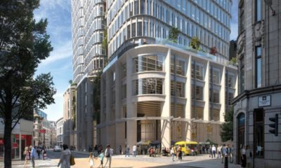 New City buildings planned as investors bet on post-pandemic return to London offices