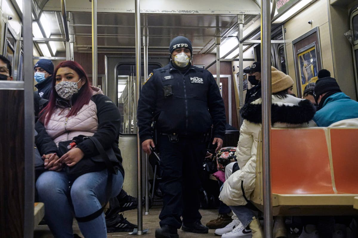 New York subway stabbings: Man arrested after two knifed to death