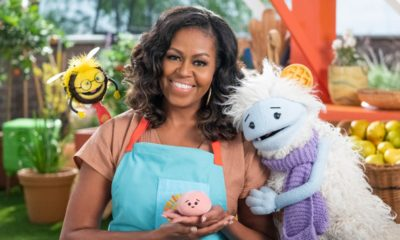 New advert offers glimpse at Michelle Obama's Netflix cooking programme
