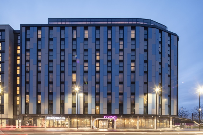 New dual-branded Marriott property opens in Slough