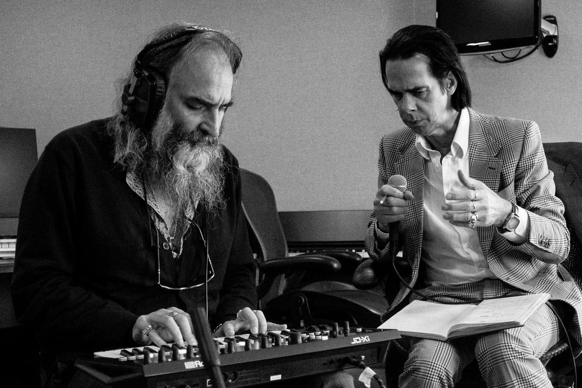 Nick Cave and Warren Ellis - Carnage review: this is simply a gift