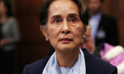 Norwegian Nobel Committee condemns Myanmar's military coup, asks for Aung San Suu Kyi's release