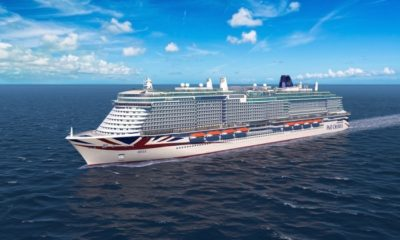 P&O Cruises names new ship Arvia