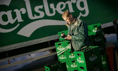 Pandemic hit sees Carlsberg's 2020 beer sales plunge to lowest level since 2007
