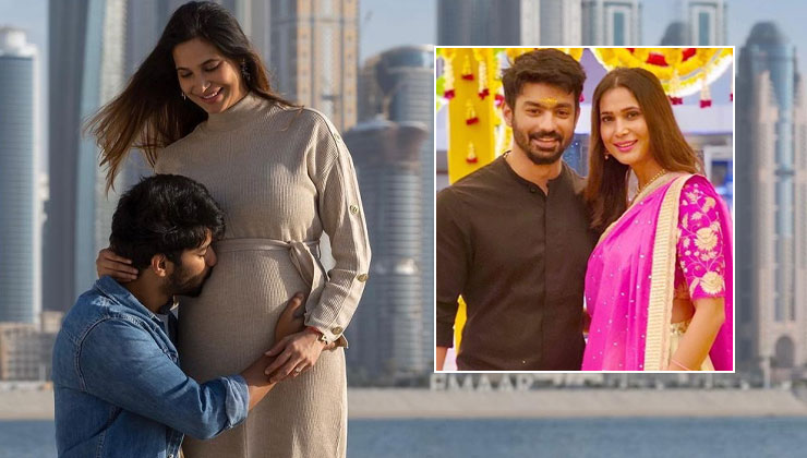 Prachi Mishra-Mahat Raghavendra announce pregnancy with a baby bump pic | Bollywood Bubble