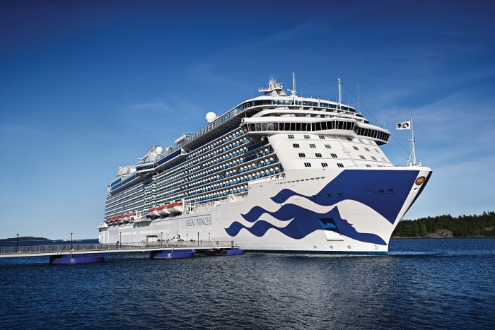 Princess Cruises expands UK sailings for autumn 2021