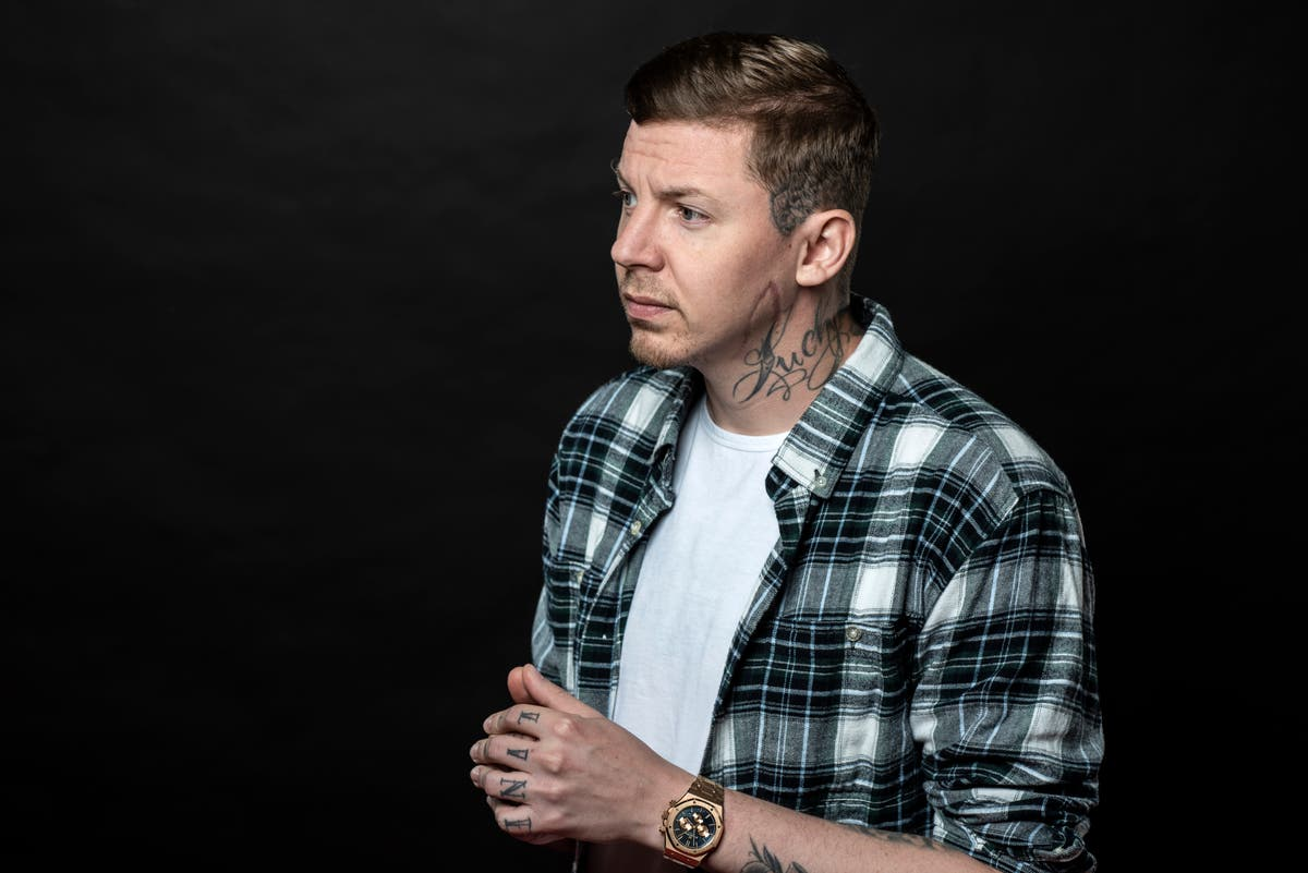 Professor Green: 'This lockdown's hit me harder, we are all suffering'