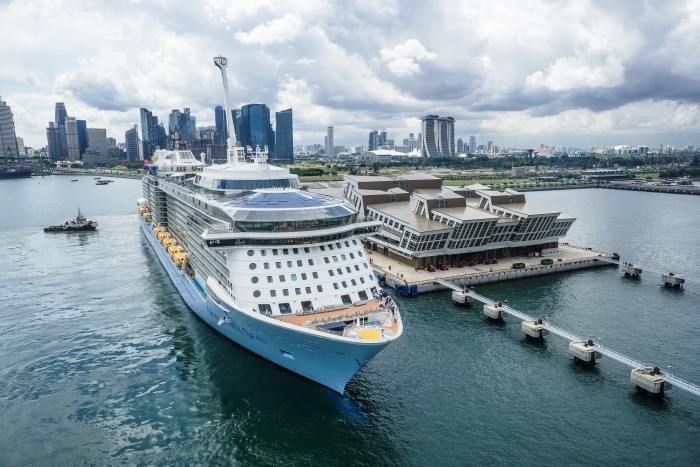Quantum of the Seas extends Singapore season