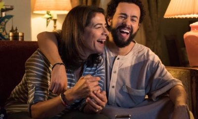 <p>Ramy's mum is played brilliantly by Hiam Abbass</p>