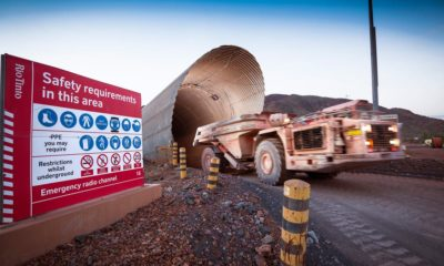 Rio Tinto pays record dividend after 'extraordinary year' of profit and destruction