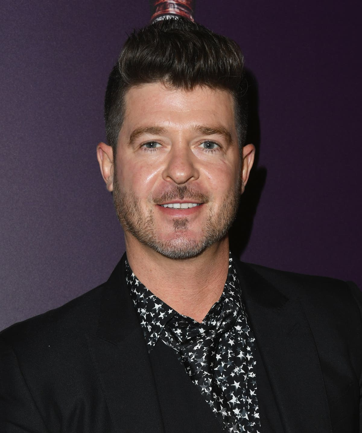 Robin Thicke addresses controversy over 2013 hit Blurred Lines