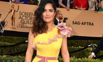 Salma Hayek on action roles, feminism and lockdown in London