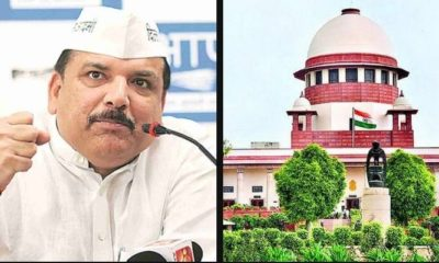 Sanjay Singh in trouble after SC refuses to give relief for calling UP govt 'pro-Thakur'