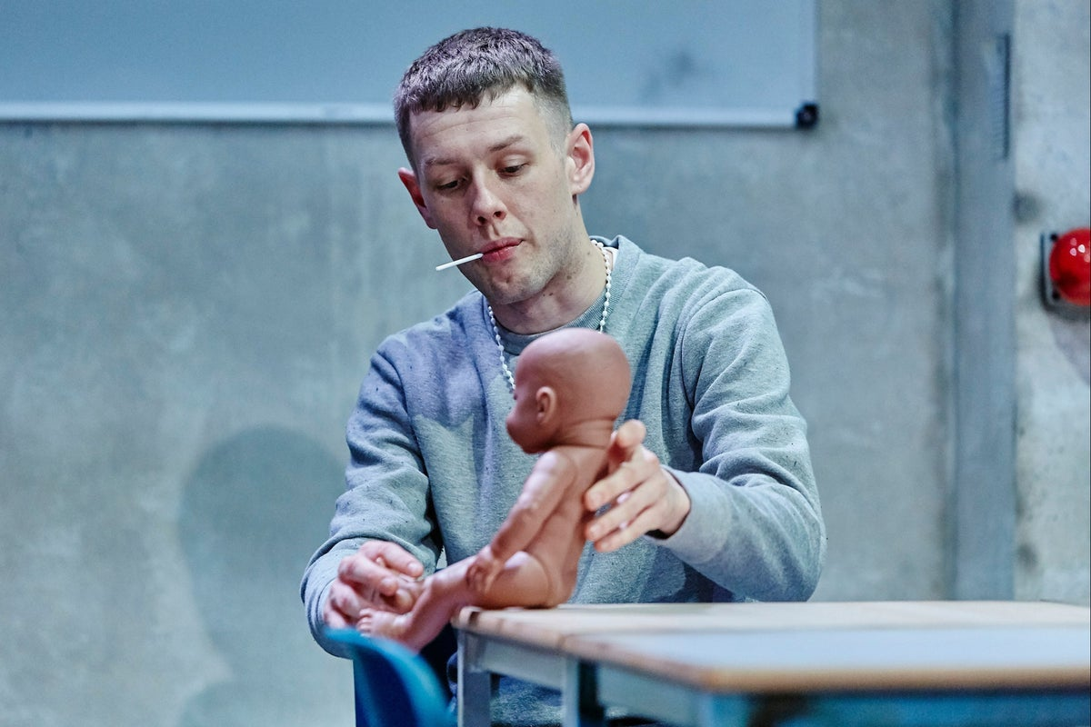 Shook review: a powerful exploration of masculinity and fatherhood