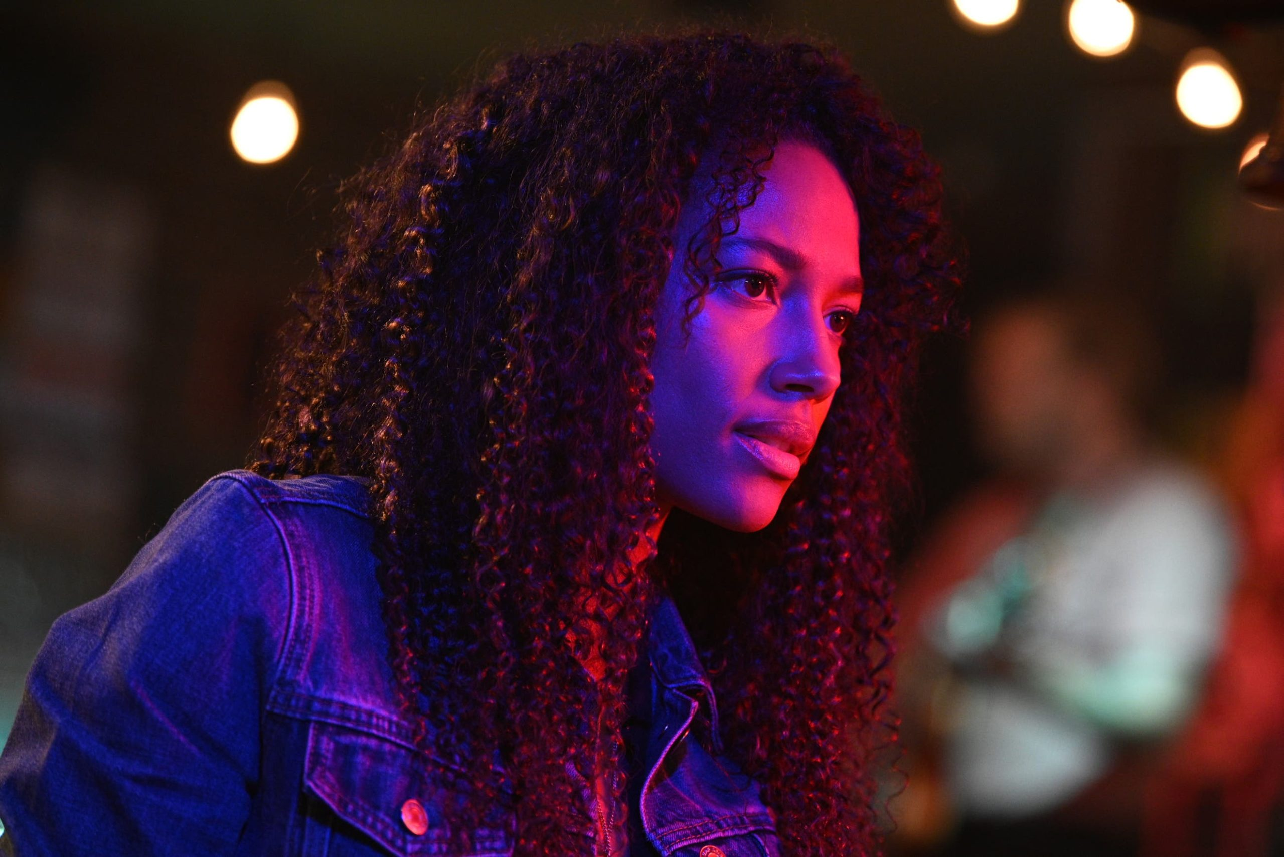 <p>Cassie (Kylie Bunbury) must put her row with Jenny aside to crack the case</p>