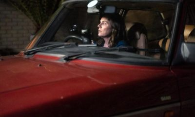 <p>Jodie (Jill Halfpenny) becomes obsessed with uncovering the truth about her missing son</p>