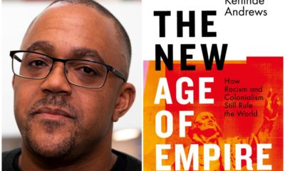 The New Age of Empire: How Racism and Colonialism Still Rule the World by Kehinde Andrews review
