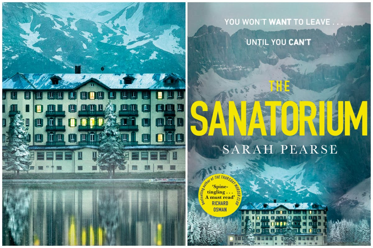 The Sanatorium by Sarah Pearse review: a new hero, plenty of plot and a puzzle-loving serial killer