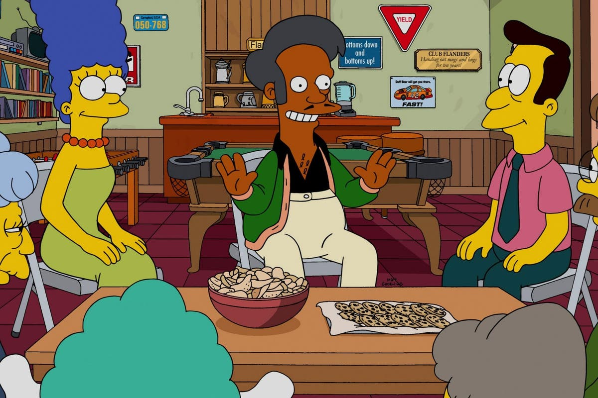 The Simpsons creator on casting row: we didn't set out to exclude