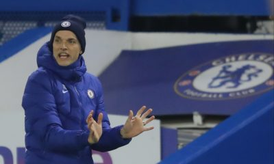 <p>Tuchel is confident he will succeed at Stamford Bridge</p>