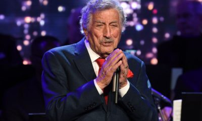 Tony Bennett diagnosed with Alzheimer's disease