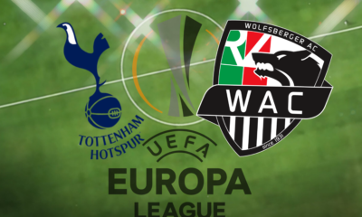Tottenham vs Wolfsberger: Europa League prediction, team news, h2h, TV channel, live stream, latest odds today