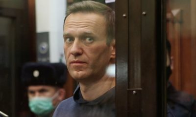 UK demands immediate release of jailed Russian  Alexei Navalny