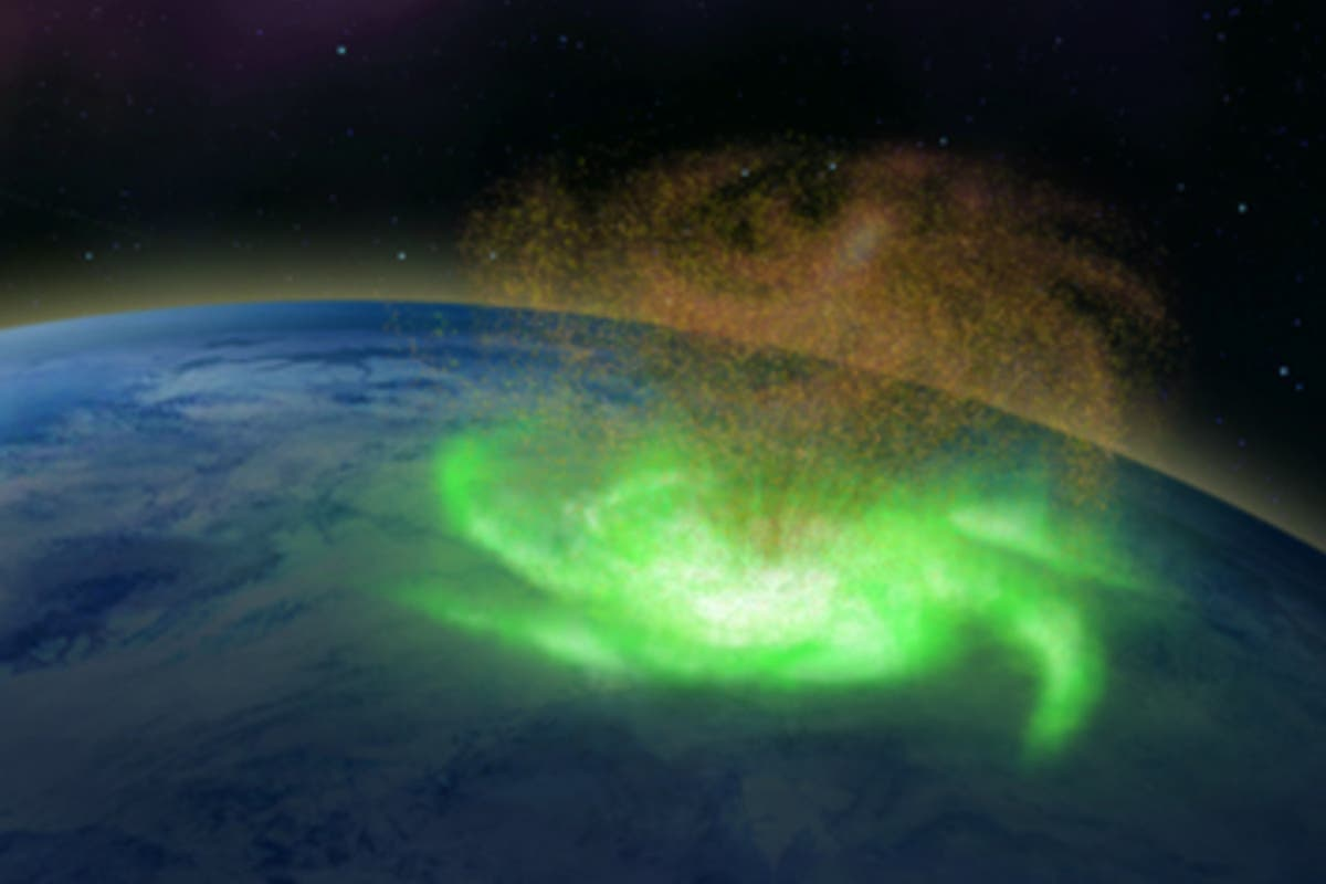 'Incredible' space hurricanes discovered swirling above the North Pole