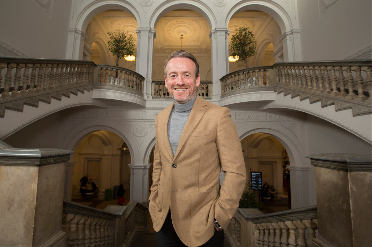 'It defies logic that we can't open when shops do,' Royal Academy chief executive Axel Rüger says