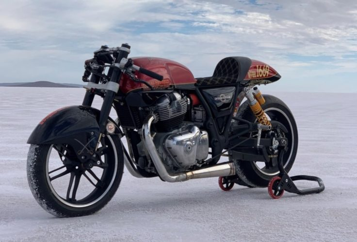 Royal Enfield Interceptor 650 Sabre 1