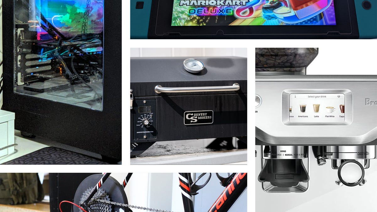 A collage of our favorite tech products