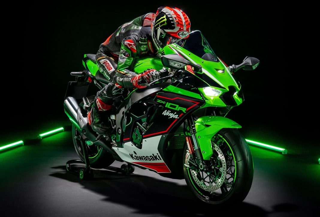 2021 Kawasaki Ninja ZX-10 R Launched in India