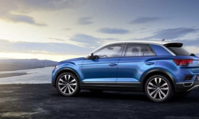 Volkswagen T-Roc India