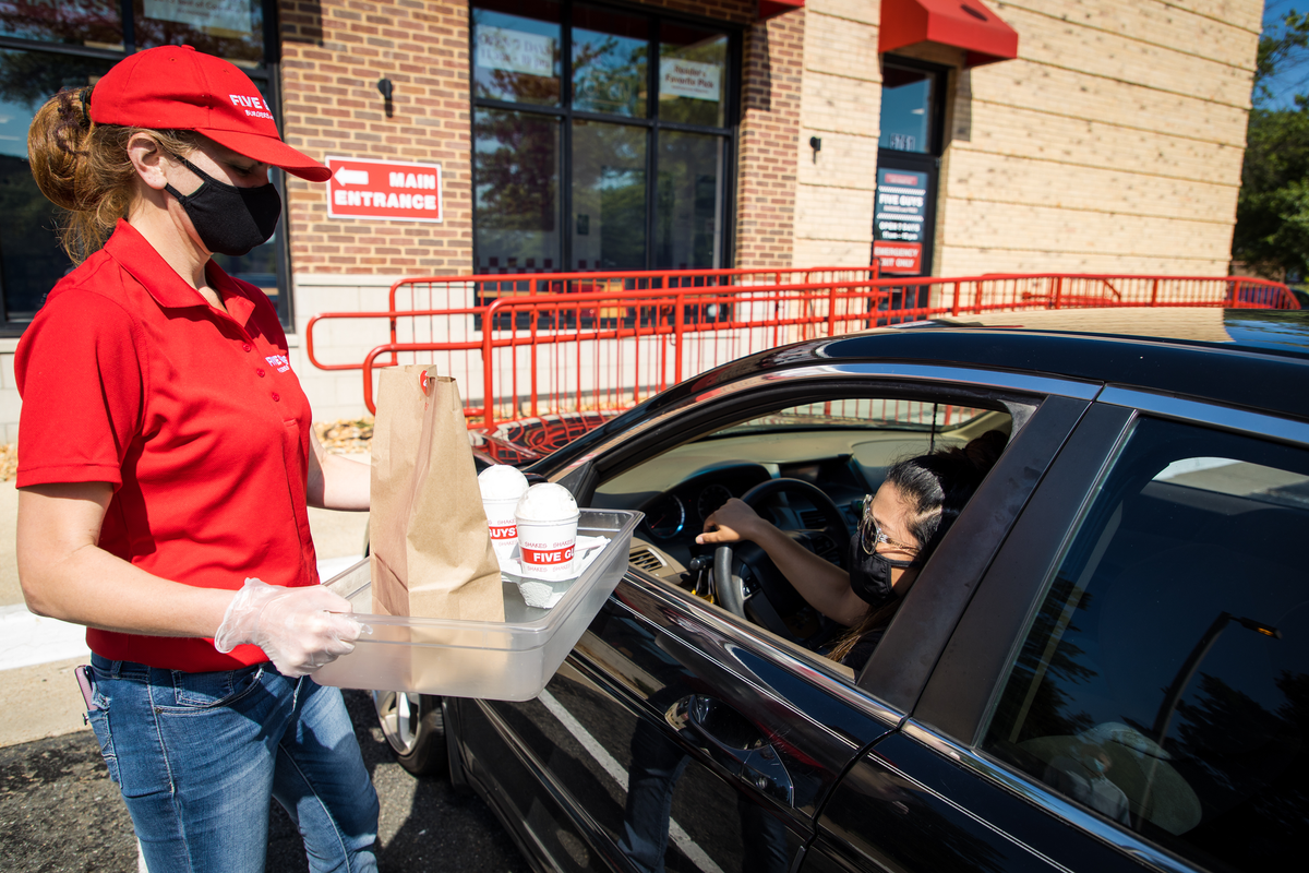 Five Guys 'to launch first UK drive-thru sites this summer'